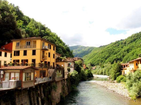 Toscane buiten de gebaande paden