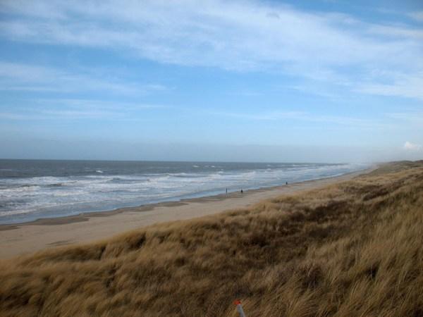 Strandwandeling naar Meijendel