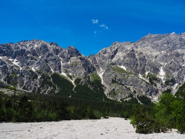 Wimbachgriess Berchtesgadener Land