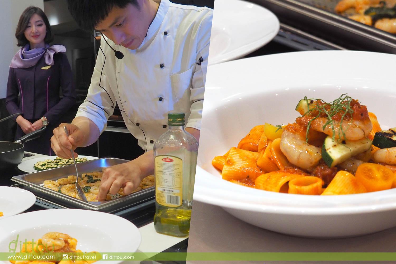 機上享受香港風味美食!香港航空 x Gabriel Choy 全新商務艙餐膳體驗 – dittou