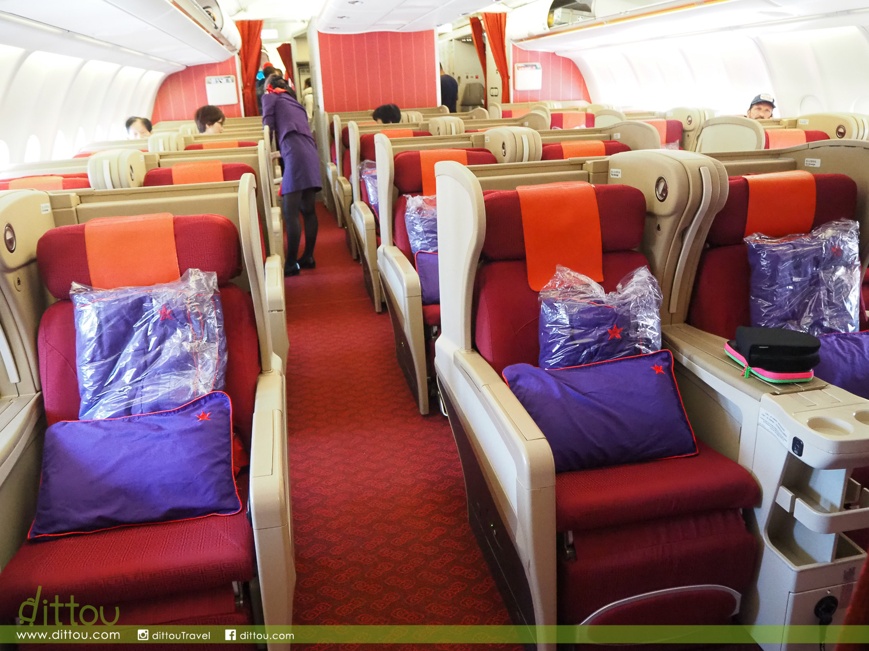 【香港航空】香港峇里(HKG-DPS) HX707/HX706商務艙搭乘體驗 – dittou