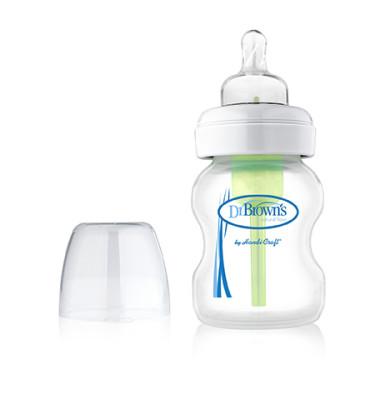 dr_browm brede halsfles 150ml BPA vrij