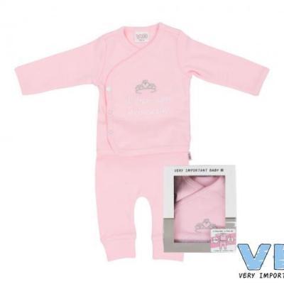 Pyjama roze