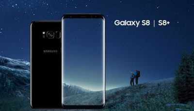 samsung galaxy S8andS8