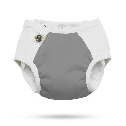 Potty Training Pants with Snaps - Slate