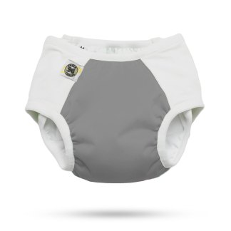 Potty Training Pants with Snaps - Slate