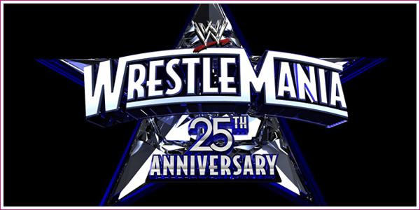 Image result for wrestlemania 25 logo
