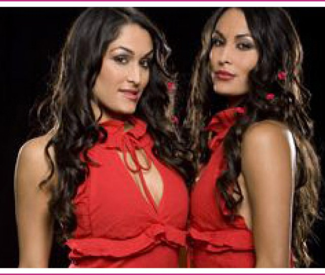 The Bellas Wwes Resident Hot Twins The Bellas Are Probably In Danger Of Release In The Upcoming Draft When They Debuted Initially They Had A Good