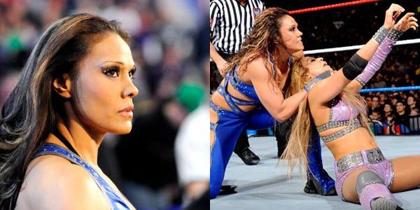 Superstars Tamina vs Layla