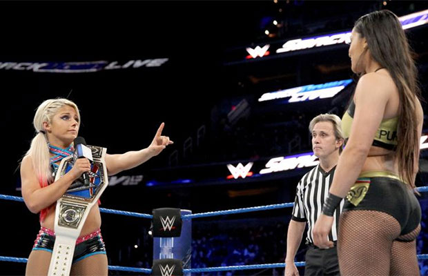 Smackdown Redux December 13th 2016 Lies Mysteries And