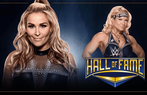 Названа звезда, вводящая в WWE Hall of Fame Бет Финикс