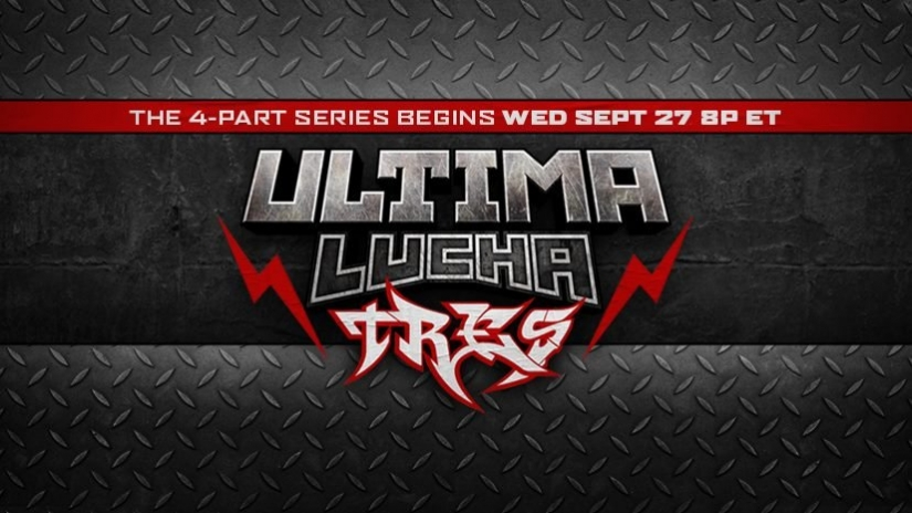 Ultima Lucha Tres Preview Part II