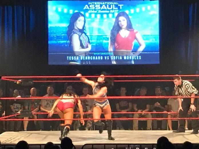 Tessa Blanchard vs Sofia Morales