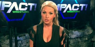 McKenzie Mitchell on Impact Wrestling