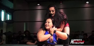 Priscilla Kelly and Jordynne Grace