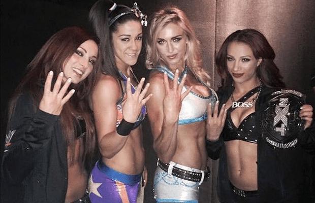Four Horsewomen