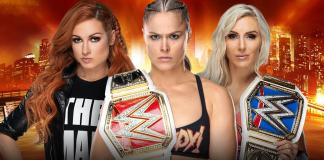 women's title main event wrestlemania