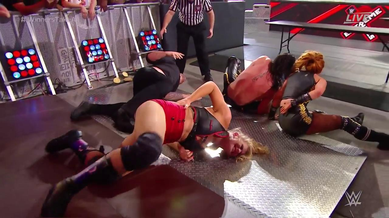 Both Women's Championships stay intact at Extreme Rules