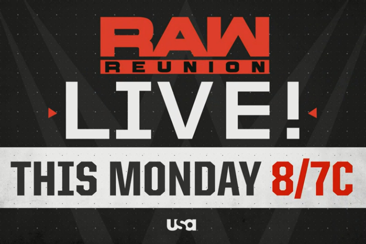 Could Evolution 2 be announced at RAW Reunion?