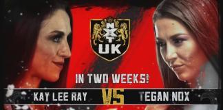 Kay Lee Ray VS Tegan Nox