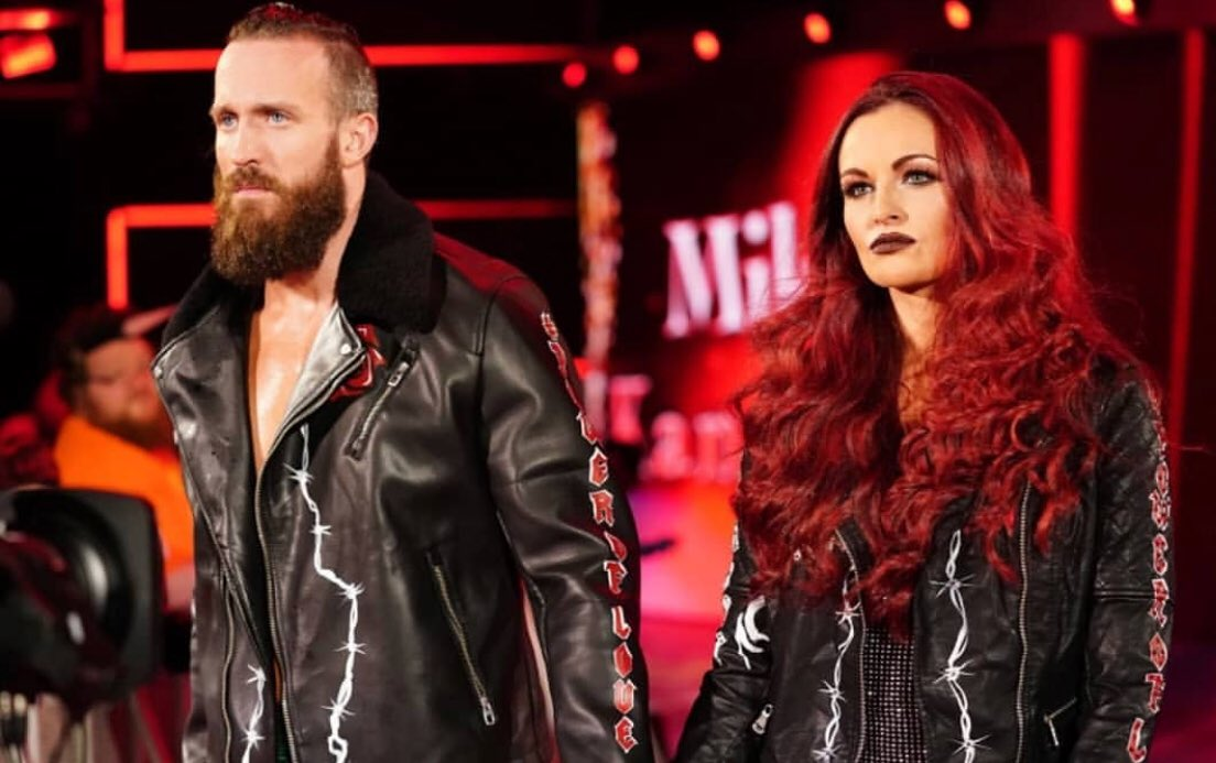 Sarah Stock released from WWE