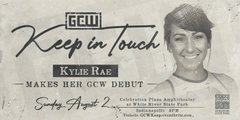 Kylie Rae to debut for GCW