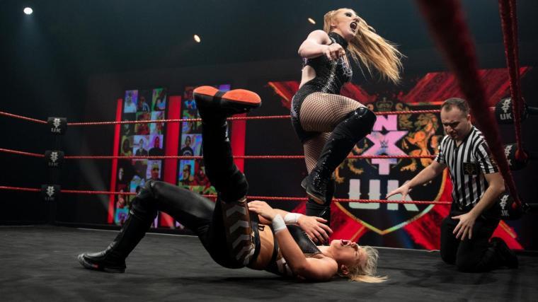 Isla Dawn picks up a big win on NXT UK and Jinny challenges Dani Luna for next week