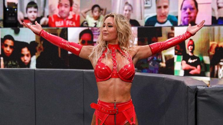 Carmella comments on her frustrations with the lack of focus of the WWE Women's Division