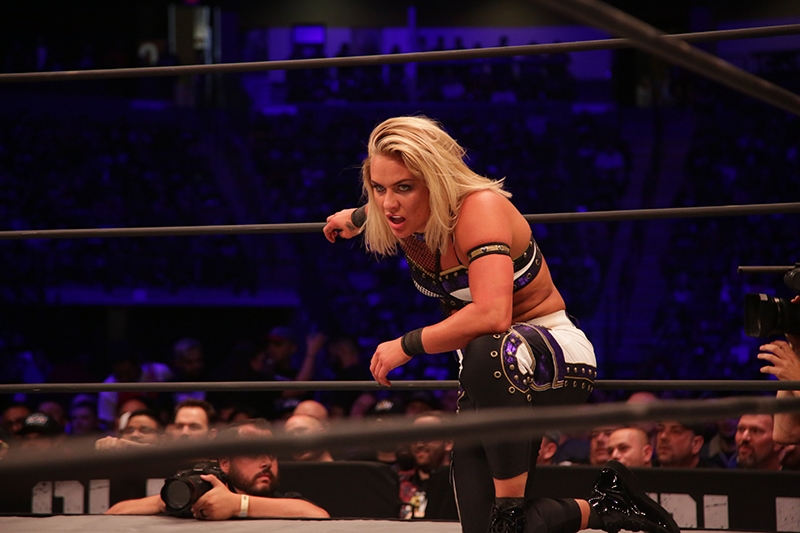 Sadie Gibbs announces her retirement from wrestling