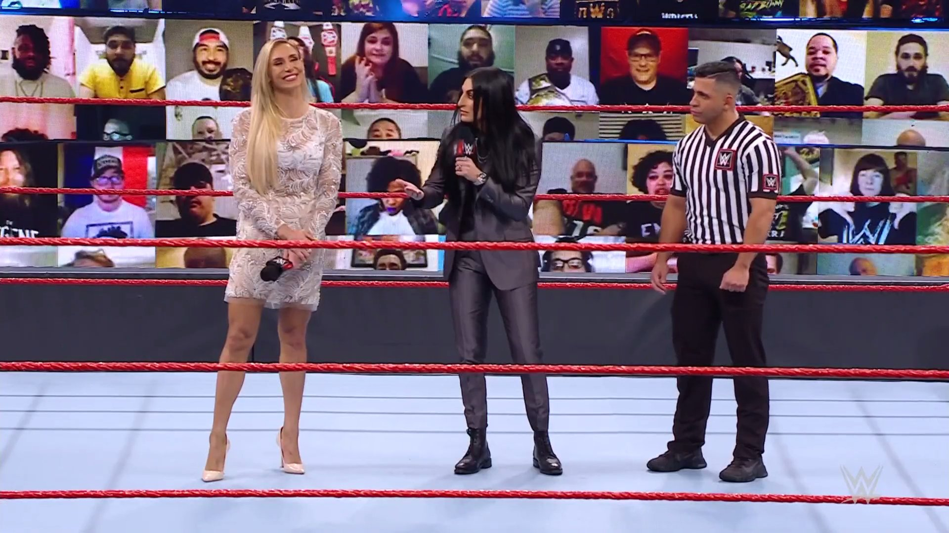 Charlotte Flair has her suspension lifted by Sonya Deville on RAW