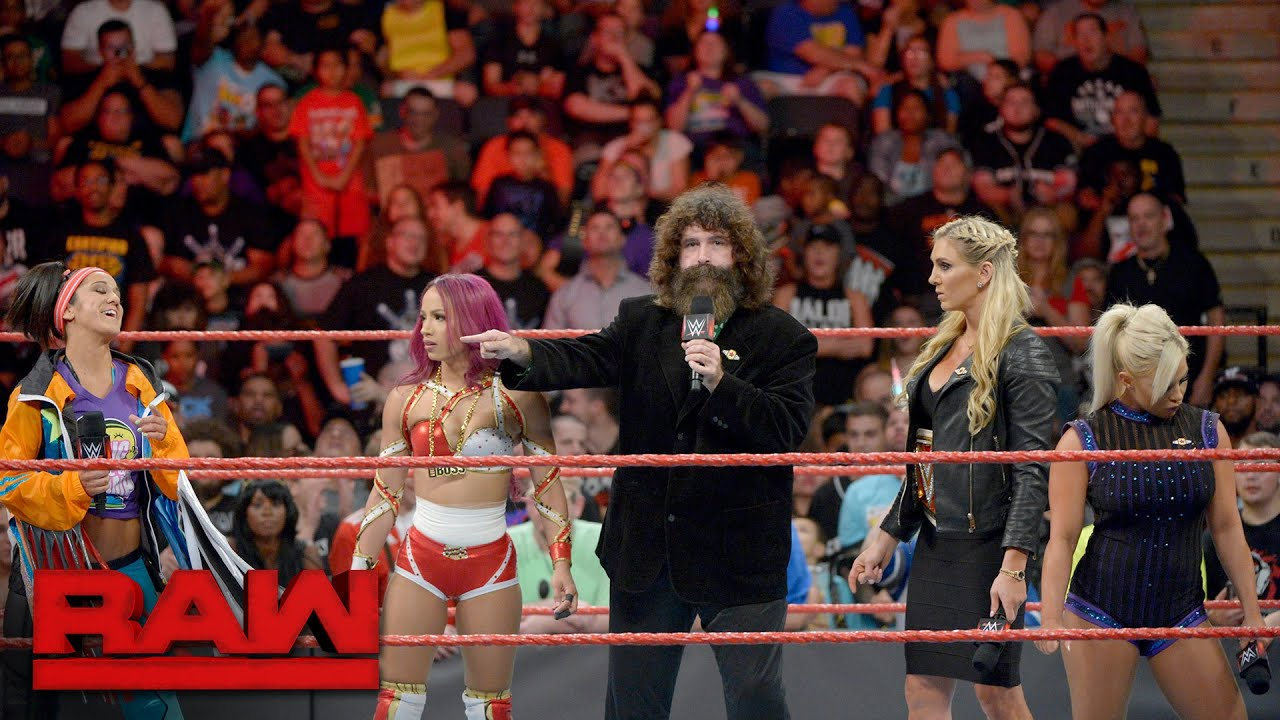 Mick Foley backs the idea of an all-female brand in WWE – Suggests AEW may do it first