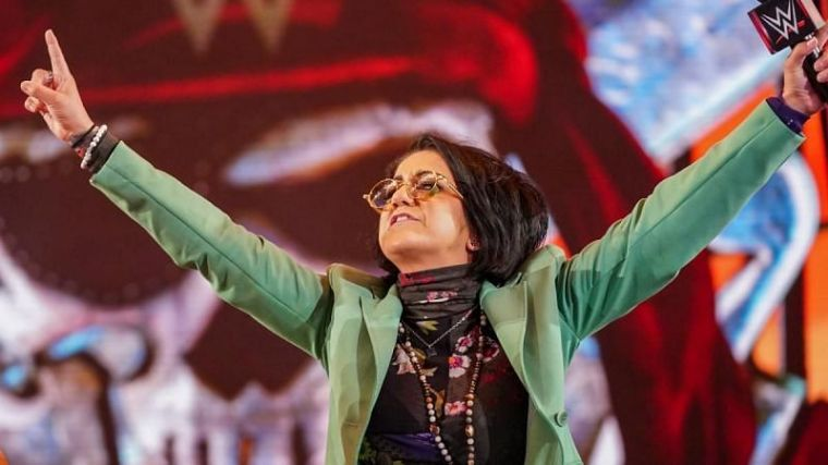 Bayley credits the fans who got her to appear at WrestleMania 37; Comments on the women's main event