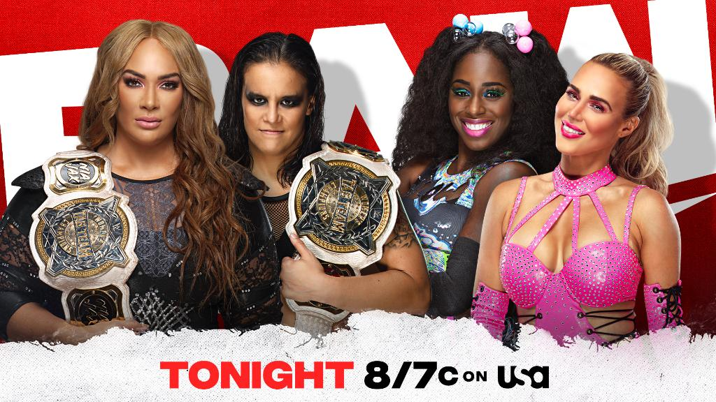 RAW Discussion Post: 05.03.21