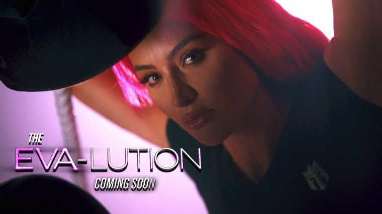 Eva Marie says she is back to finish what she started in latest video promo