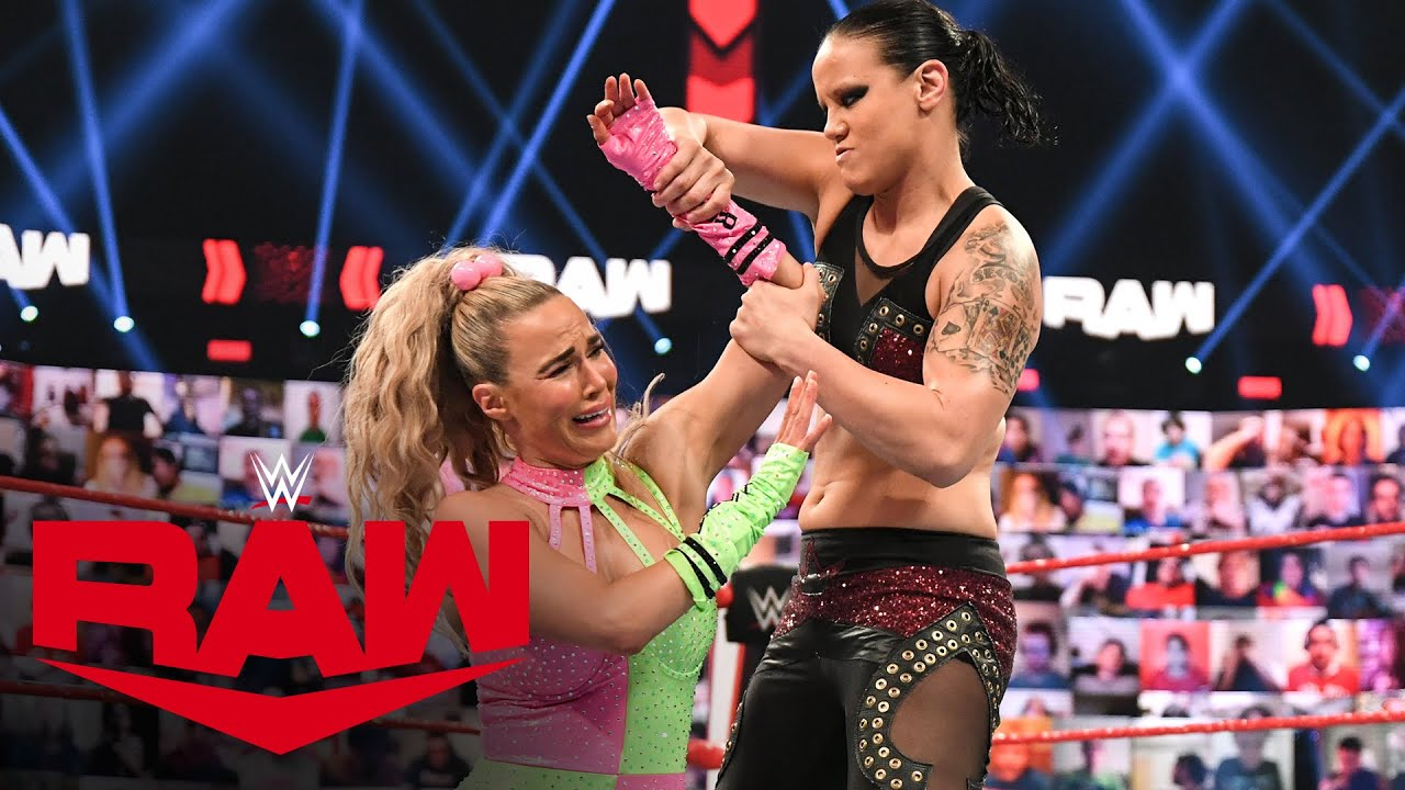 Naomi & Lana get a shot at the tag team titles on this Monday's RAW