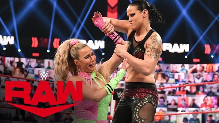 Naomi & Lana get a shot at the tag team titles on this Monday's RAW