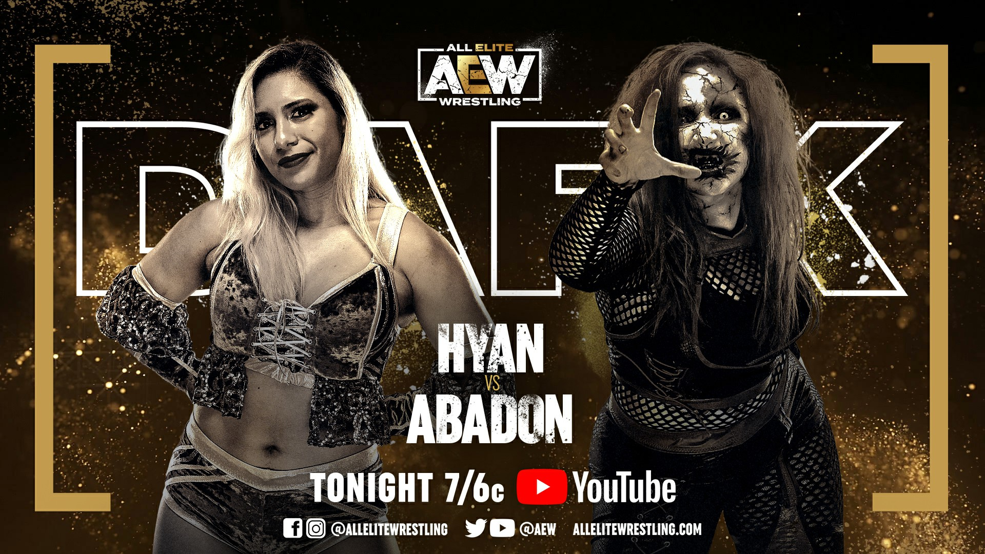 Hyan and Holidead scheduled to make their AEW debuts on Dark