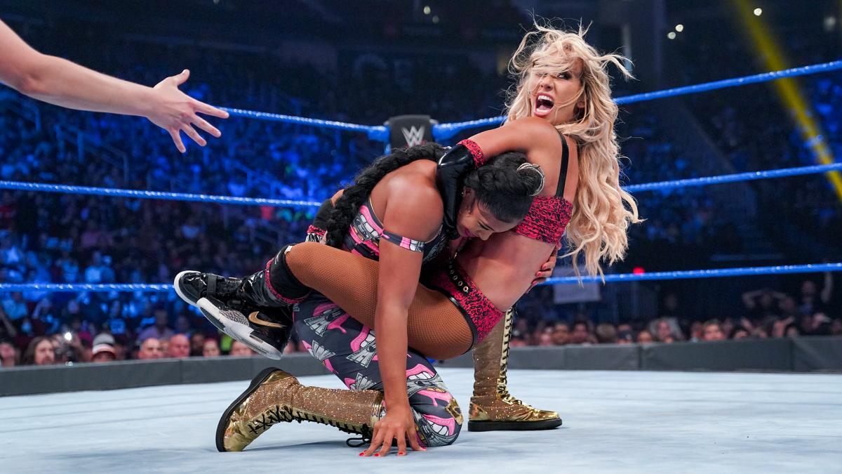Bianca Belair retains against Carmella; Liv Morgan gets emotional about Money in the Bank
