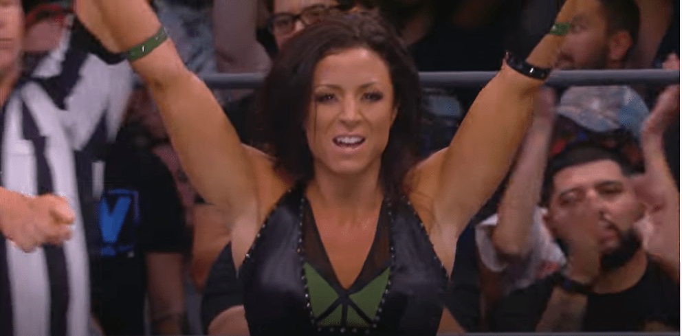 Serena Deeb & Tay Conti victorious in first-ever team up; Jade Cargill impresses film executive on AEW Dark: Elevation