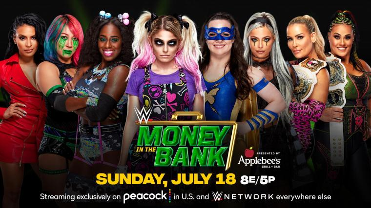 WWE 2021 Money in the Bank: Preview & Predictions