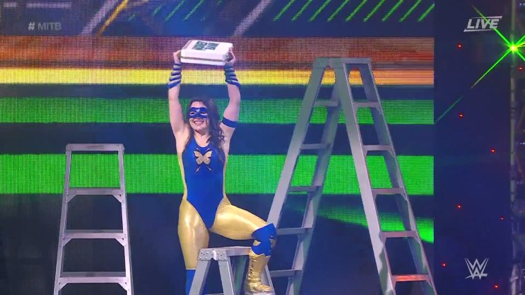 Nikki A.S.H. becomes Ms. Money in the Bank