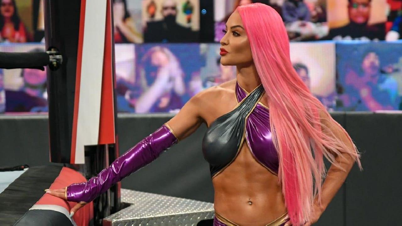 "Eva Marie reveals her WWE return was ""inevitable"""