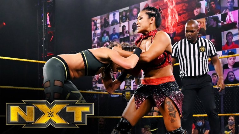 Xia Li scheduled for a dark match prior to SmackDown