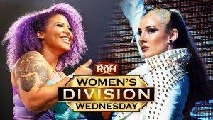 Allysin Kay advances in the ROH Women's Title Tournament