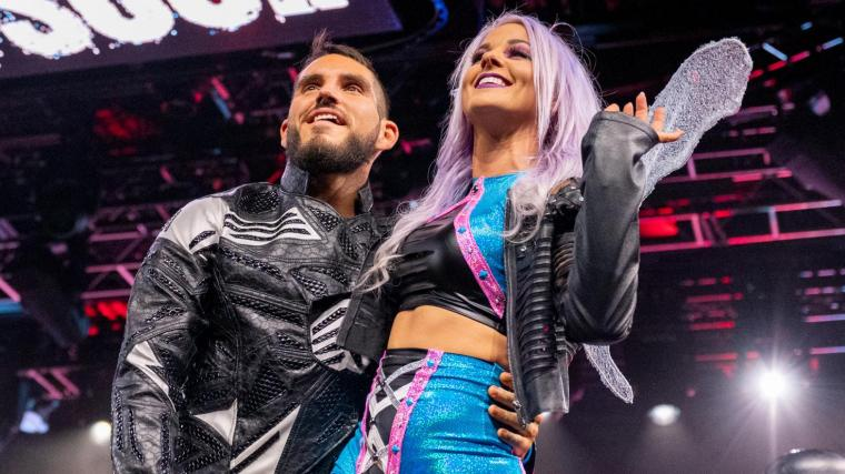 Candice LeRae reveals she is having a baby boy