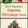 30 Christmas Gift Exchange Game Ideas