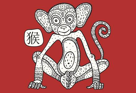 maimuta zodiac chinezesc