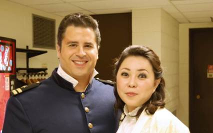 With Tenor Michael Wade Lee