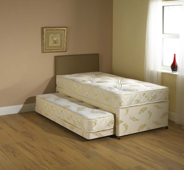 Pull Out Bed with Mattress