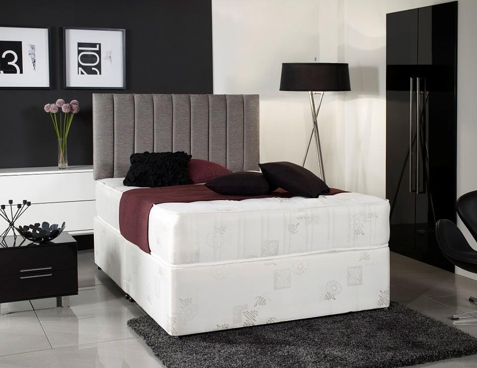 Windsor 3ft Wide X 6ft Long Special Size Divan Bed